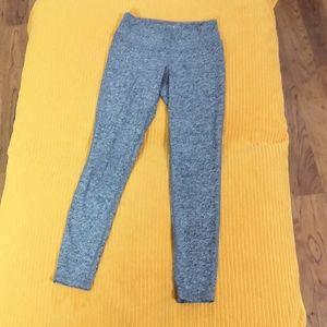 Aritzia TNA Sportswear grey leggings